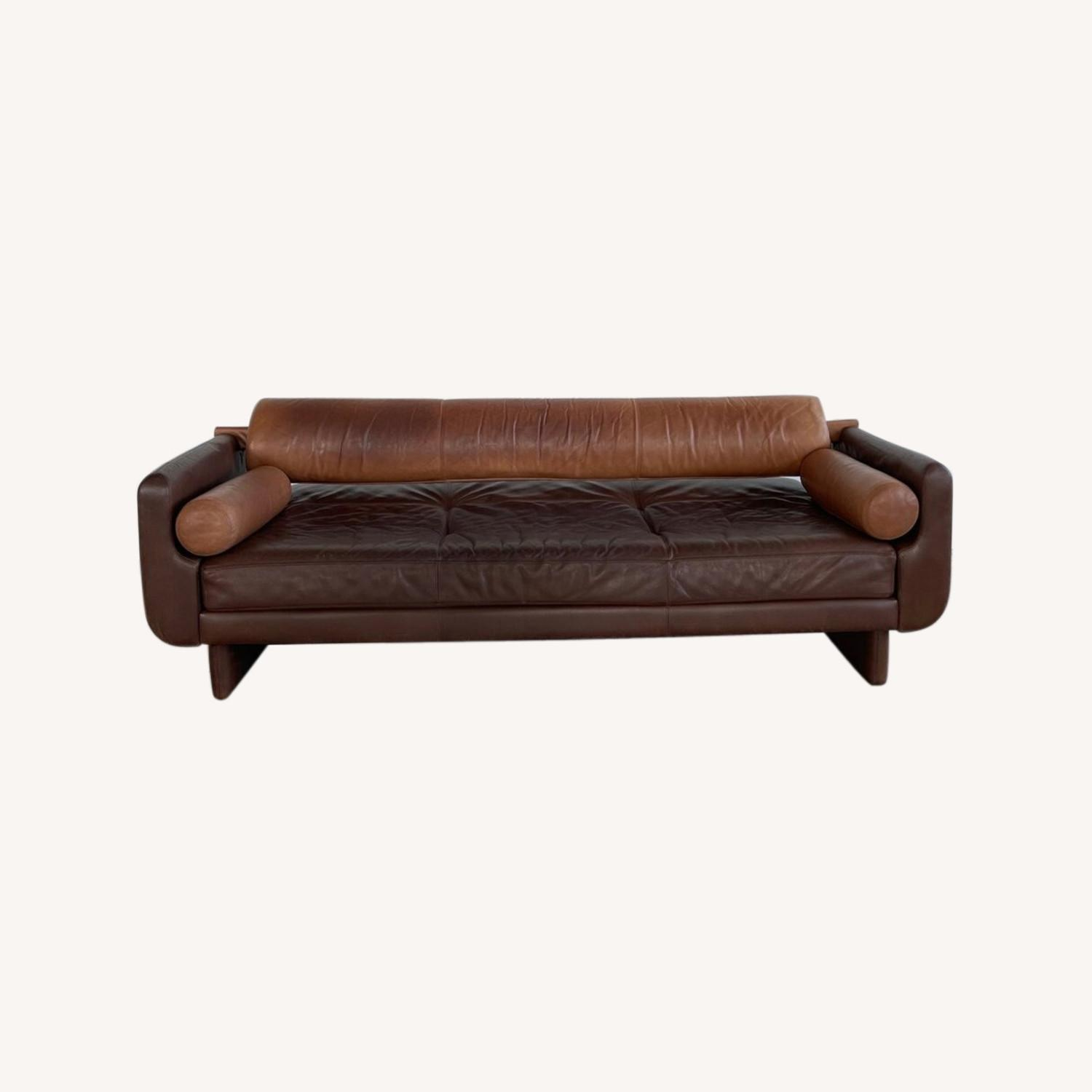 American Leather Daybed Sofa - image-0