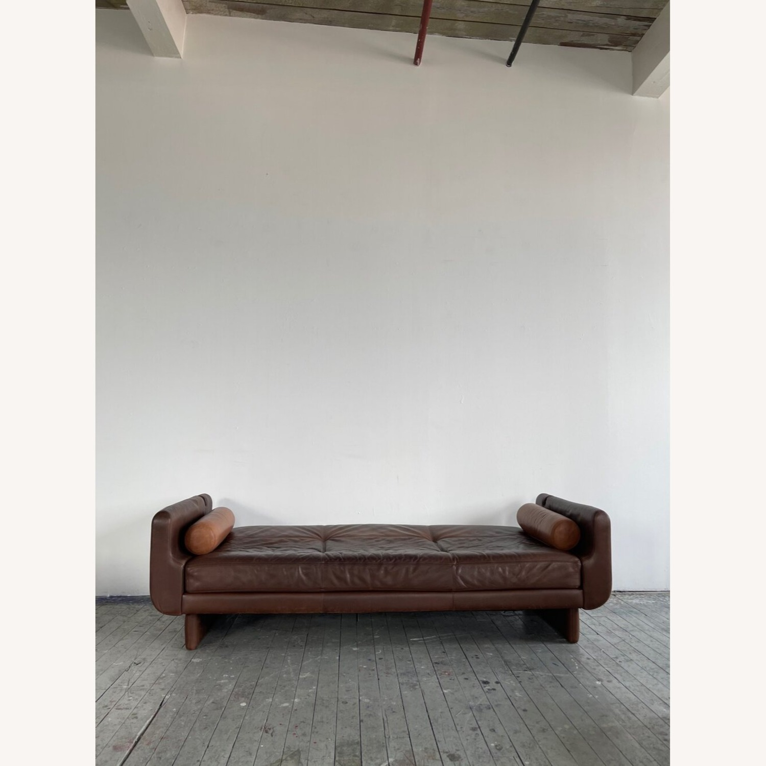 American Leather Daybed Sofa - image-5