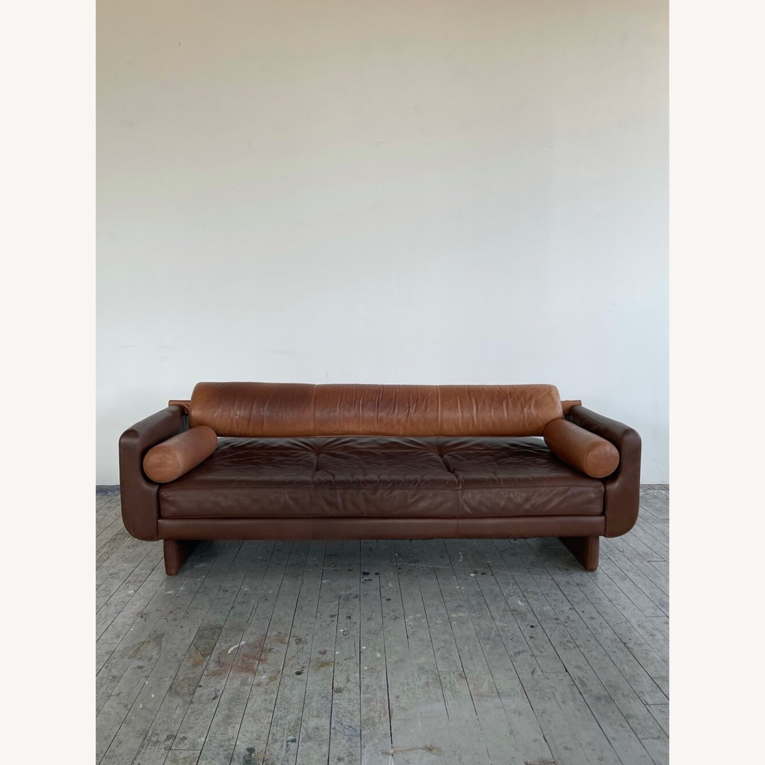 American Leather Daybed Sofa - image-1