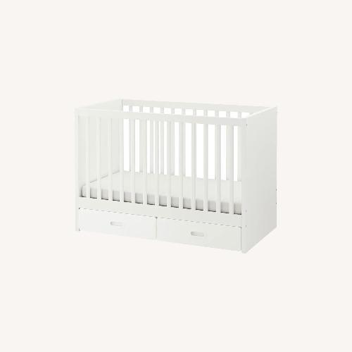 Used IKEA Stuva/Fridits Crib for sale on AptDeco