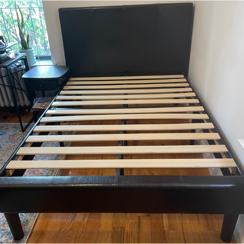 Zinus Gerard Upholstered Platform Bed Frame - image-0