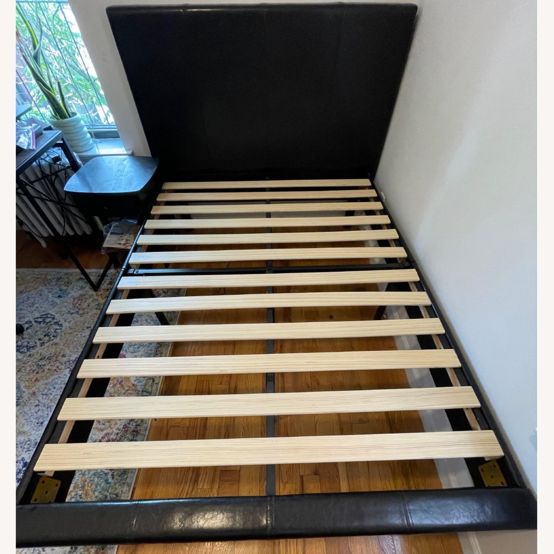 Zinus Gerard Upholstered Platform Bed Frame - image-1