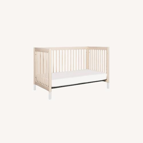 Used Babyletto Gelato 4-in-1 Convertible Crib for sale on AptDeco