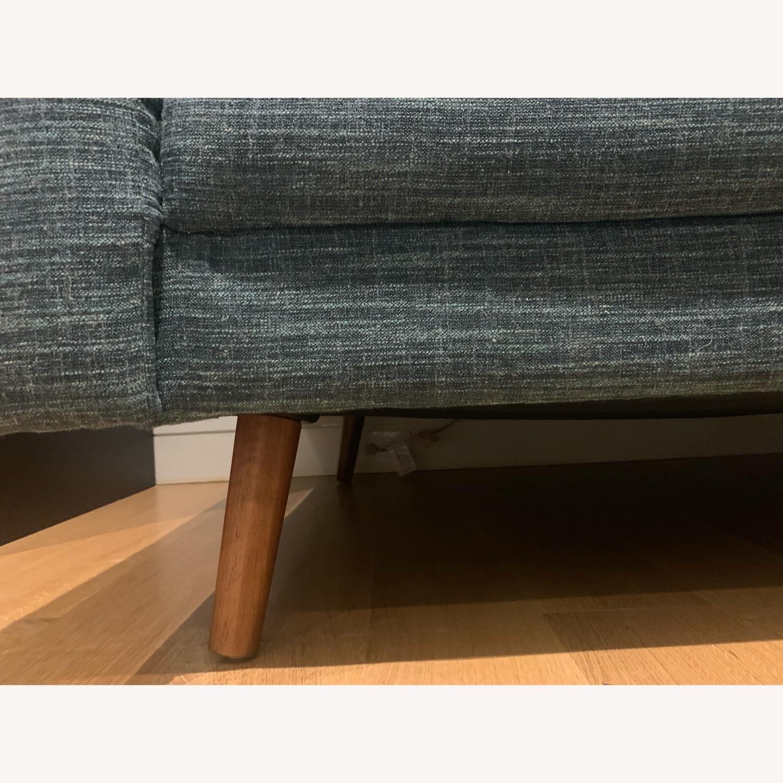 West Elm Futon Sofa - image-4