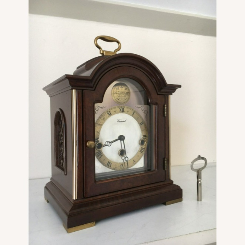 Vintage Mantle Clock - image-1