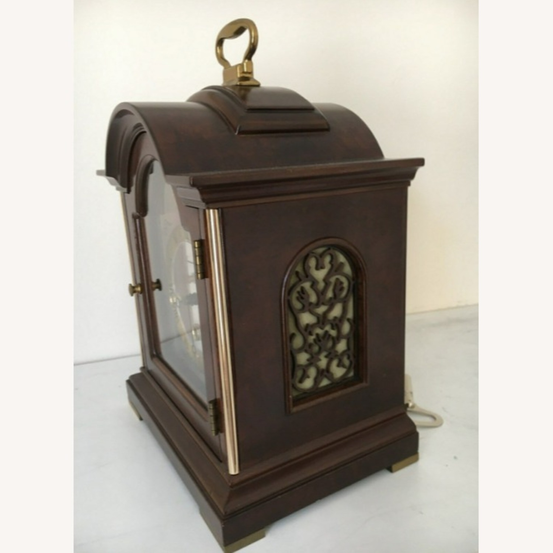 Vintage Mantle Clock - image-4