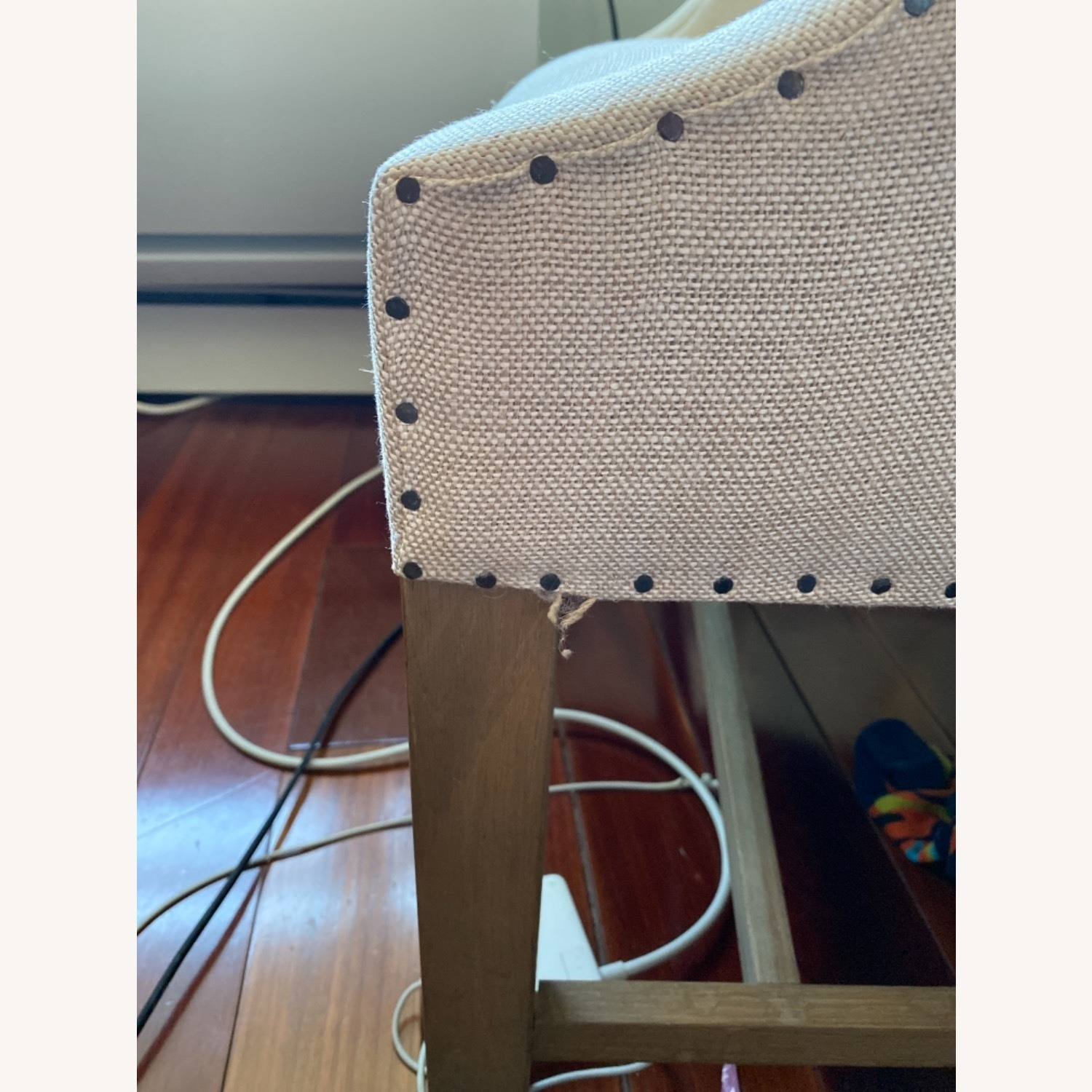 Restoration Hardware French Wingback Chair - image-4