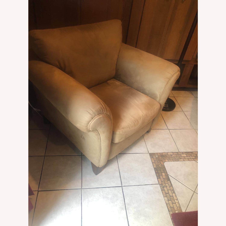 Macy's Comfy Club Chair - image-2