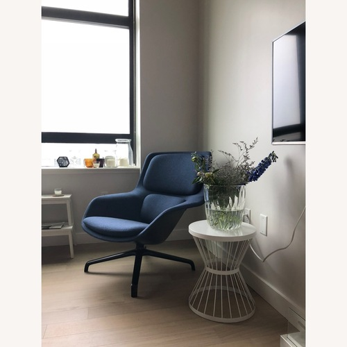 Used Herman Miller Chair from DWR Wool for sale on AptDeco