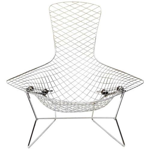 Used Knoll Bertoia Bird Chair for sale on AptDeco
