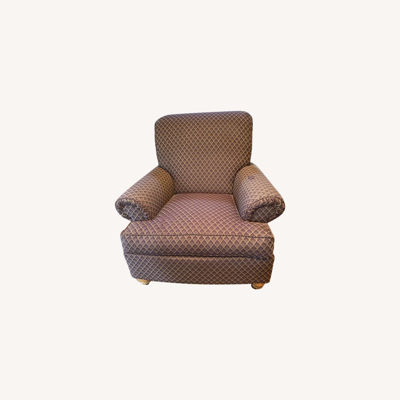 Ethan Allen Club Chair - image-0