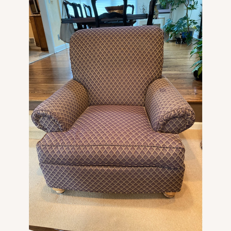 Ethan Allen Club Chair - image-1