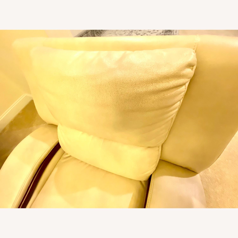 White Arm Chair - image-2