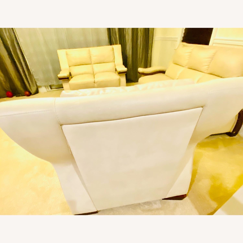 White Arm Chair - image-4
