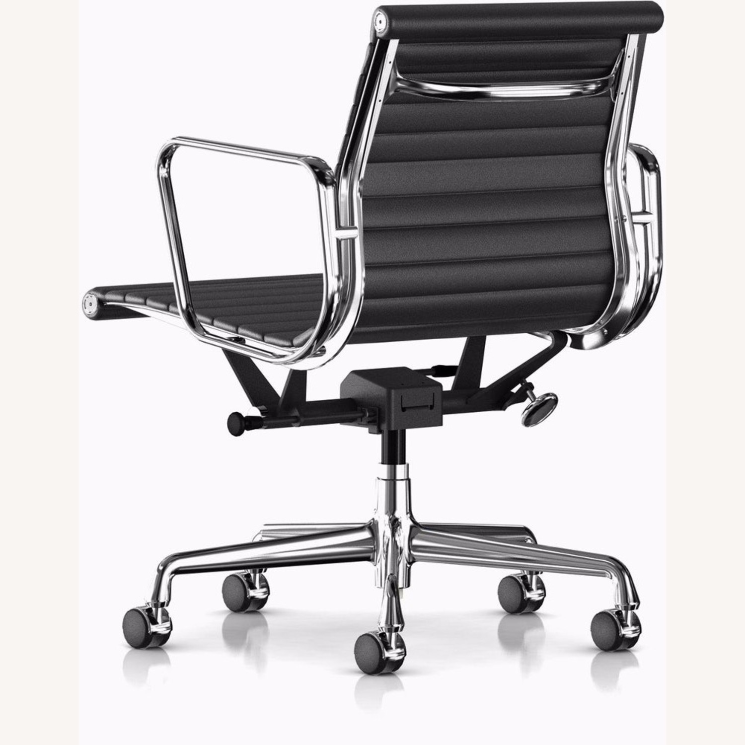 Eames Aluminum Group Chair - image-1
