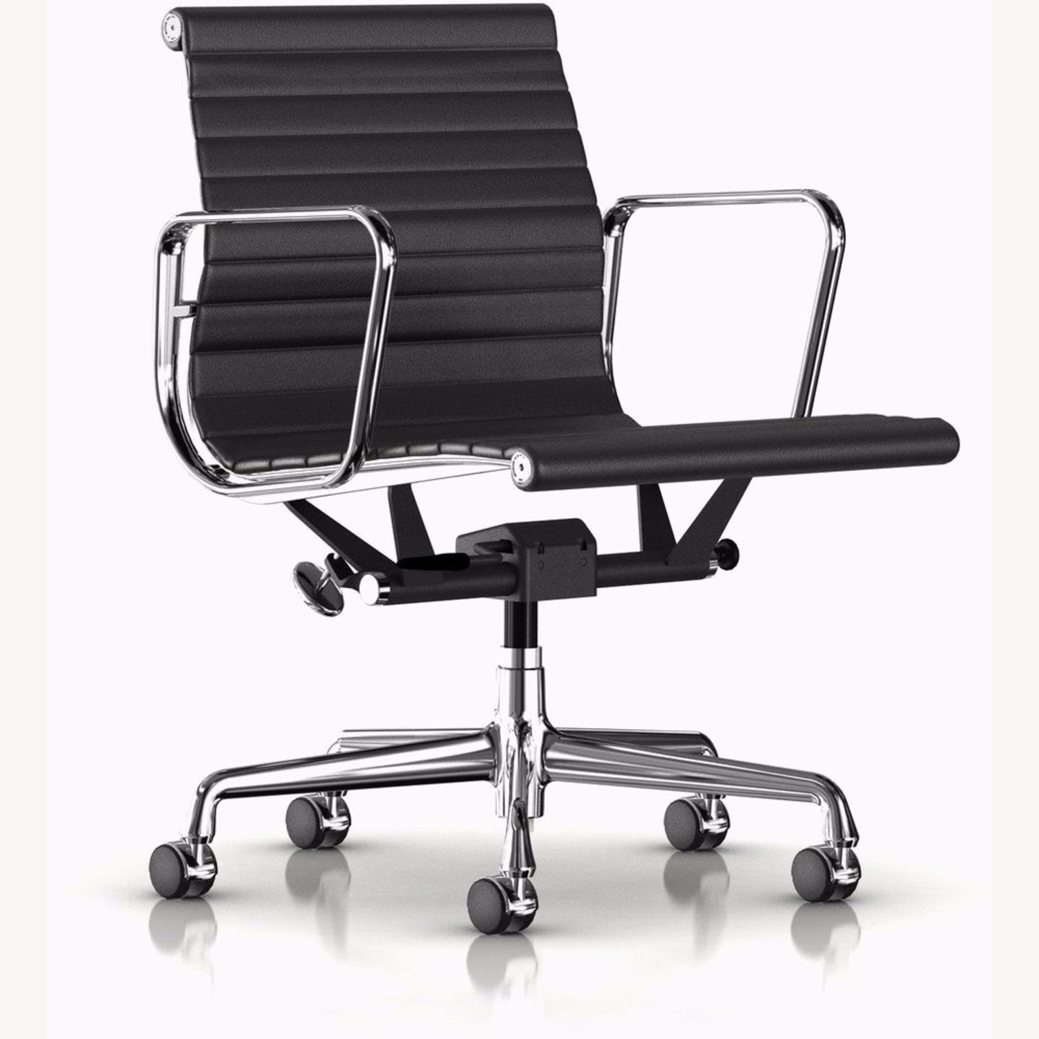 Eames Aluminum Group Chair - image-0