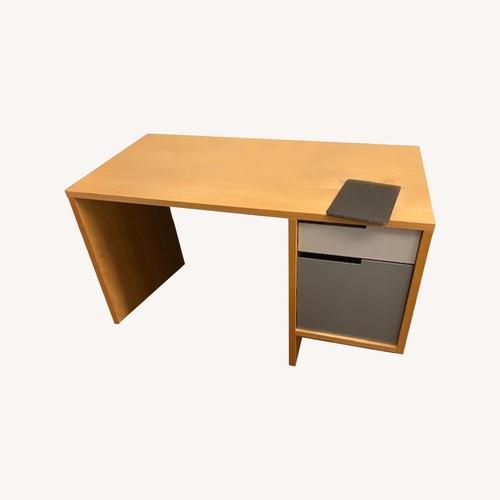 Used Herman Miller Eames Desk for sale on AptDeco
