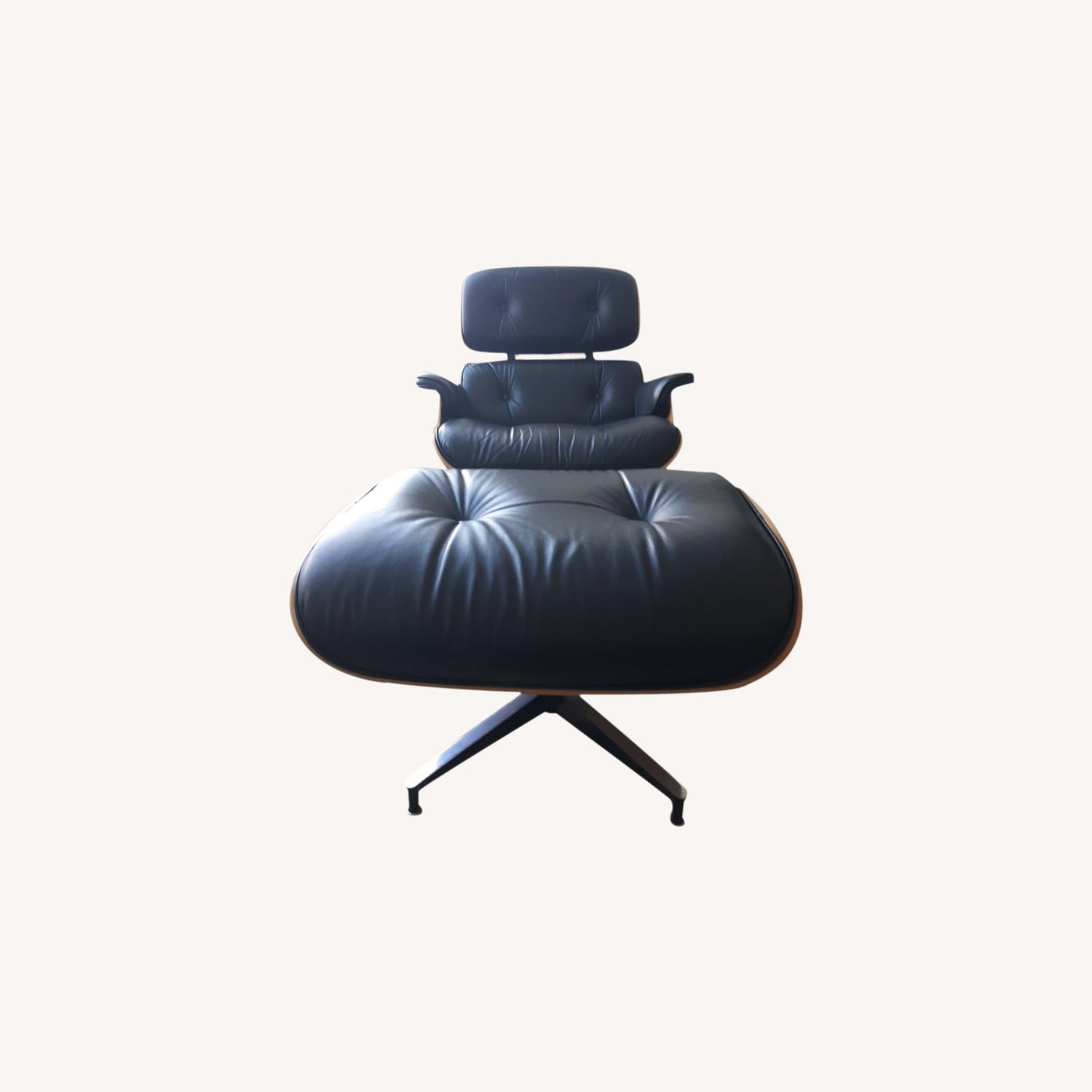 Herman Miller Eames Lounge Chair and Ottoman - image-0