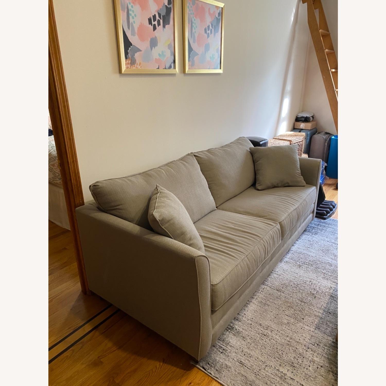 Wayfair  Gray Sofa Bed - image-1