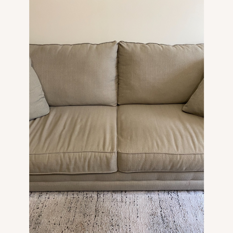 Wayfair  Gray Sofa Bed - image-3