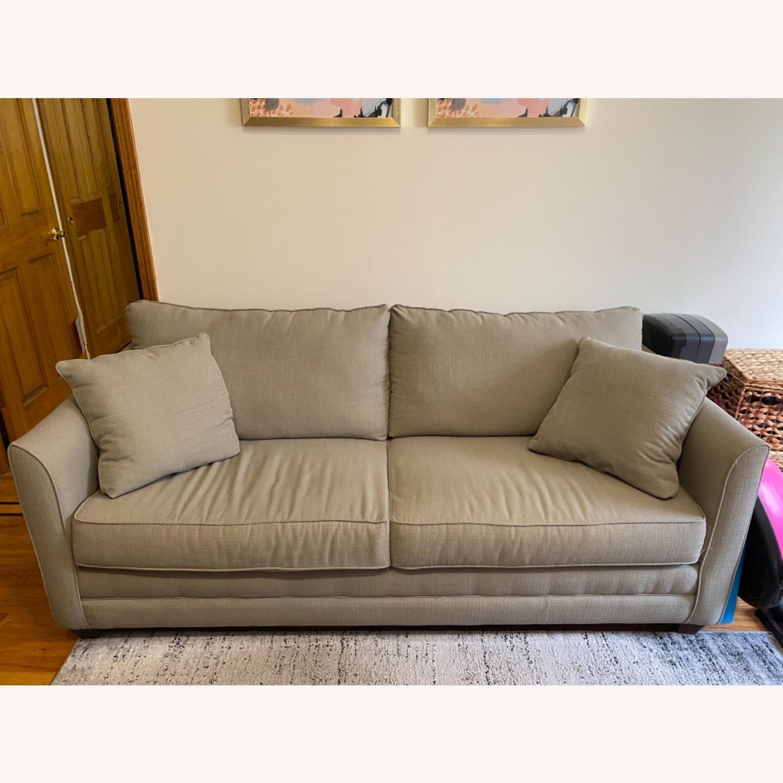 Wayfair  Gray Sofa Bed - image-2