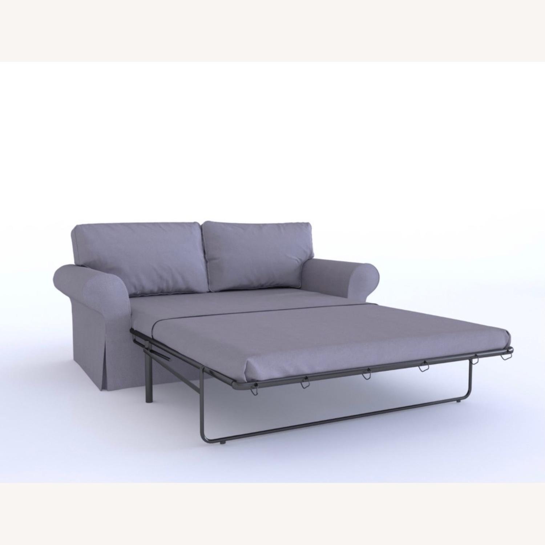 IKEA Ektorp 2 Seat Sleeper Sofa - image-3