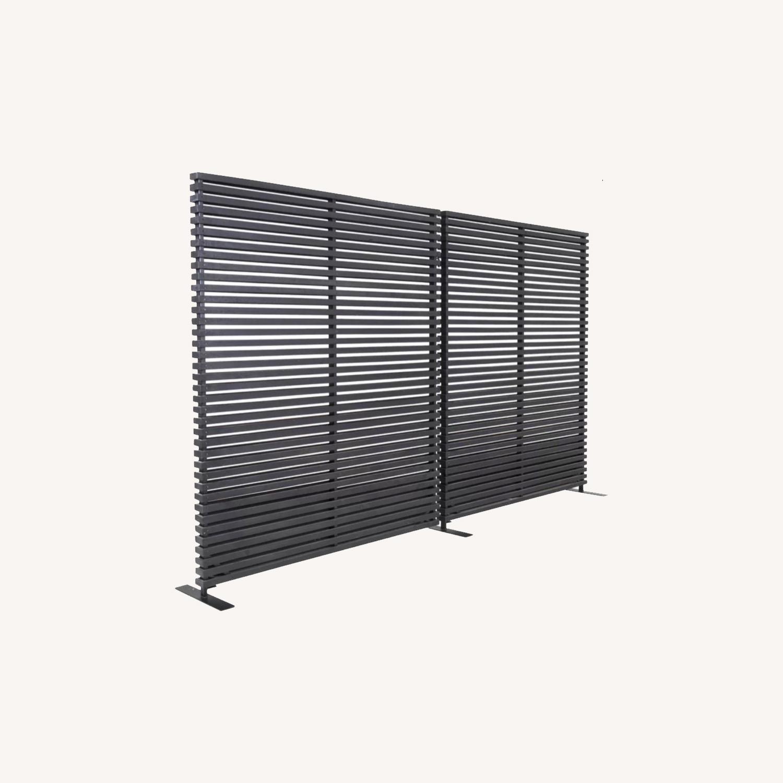 All Modern Wooden Room Divider - image-0