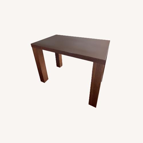 Used BoConcept Walnut Veneer Desk for sale on AptDeco