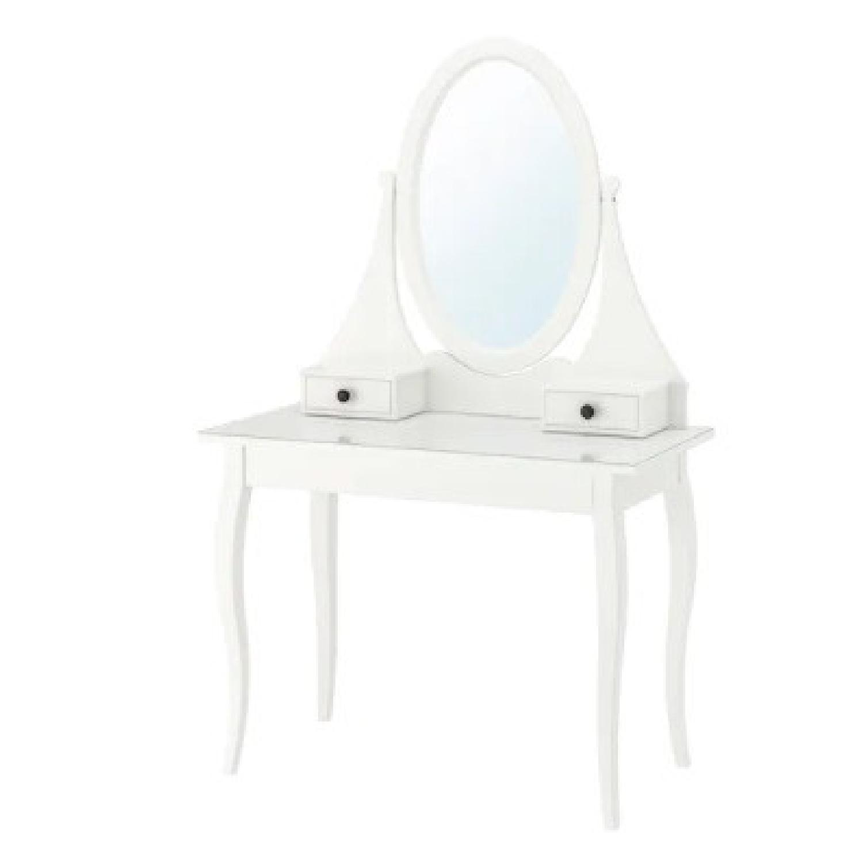 IKEA HEMNES Vanity - image-4