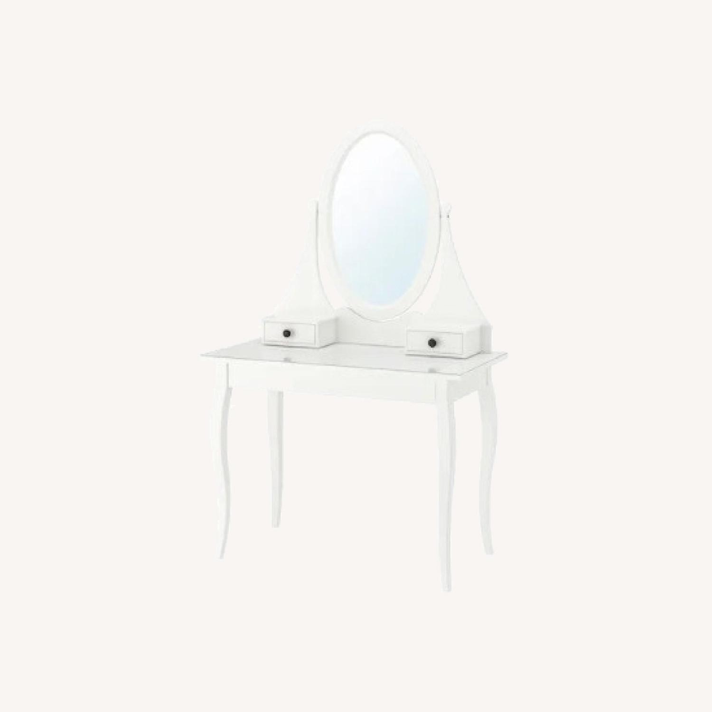 IKEA HEMNES Vanity - image-0