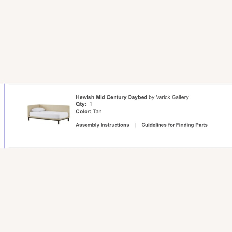 Wayfair Mid-Century Modern Daybed - image-2