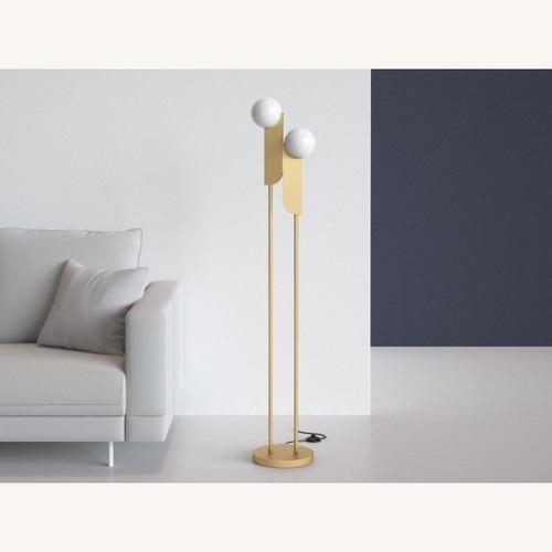 Used West Elm Floor Lamp for sale on AptDeco