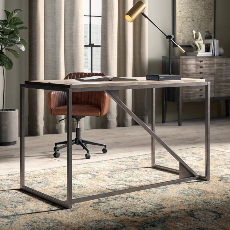 Wayfair Rustic Writing Desk - image-3