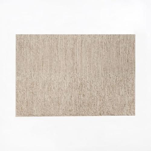 Used West Elm Mini Pebble Jute Wool Rug, 2'x3' for sale on AptDeco
