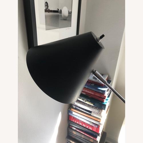 Used Vintage Tension Pole Floor Lamp for sale on AptDeco