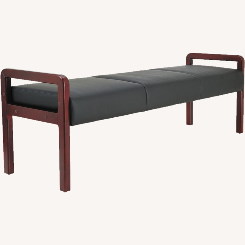 Wayfair Leather Bench - image-2