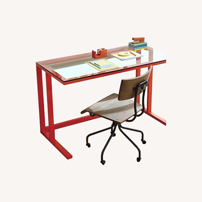 Crate and Barrel Pilsen Desk - image-0