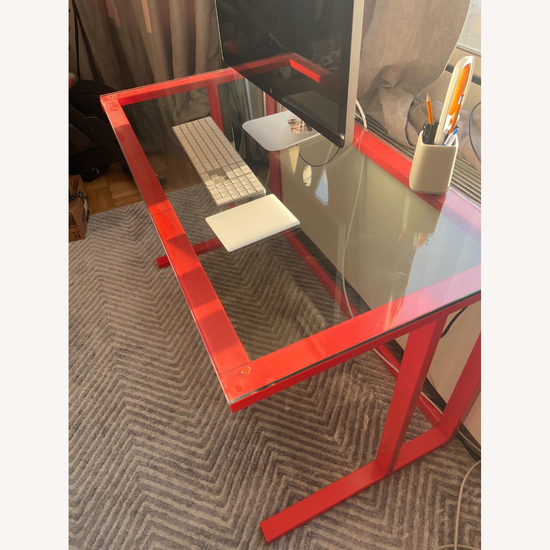 Crate and Barrel Pilsen Desk - image-4