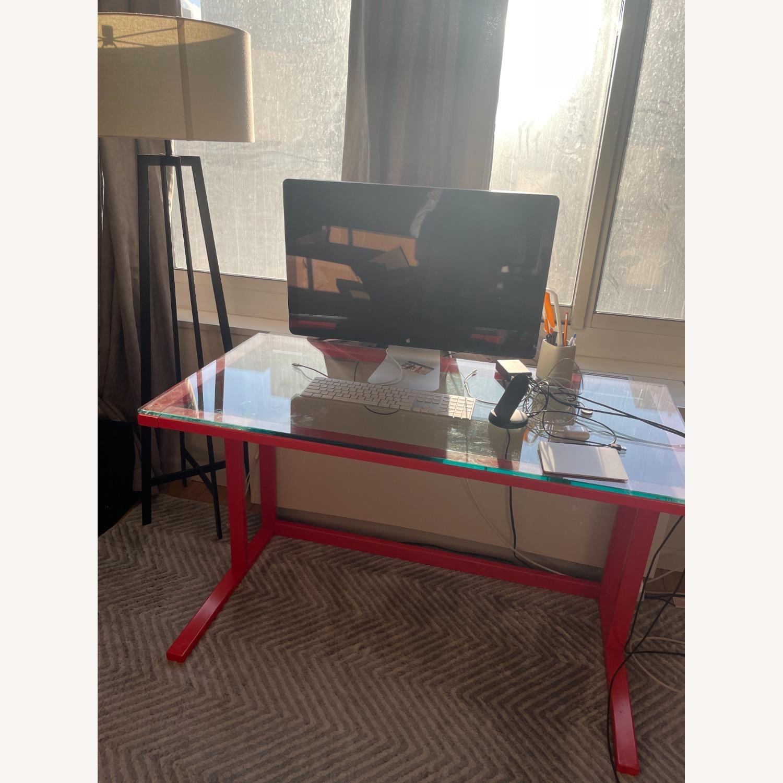 Crate and Barrel Pilsen Desk - image-2
