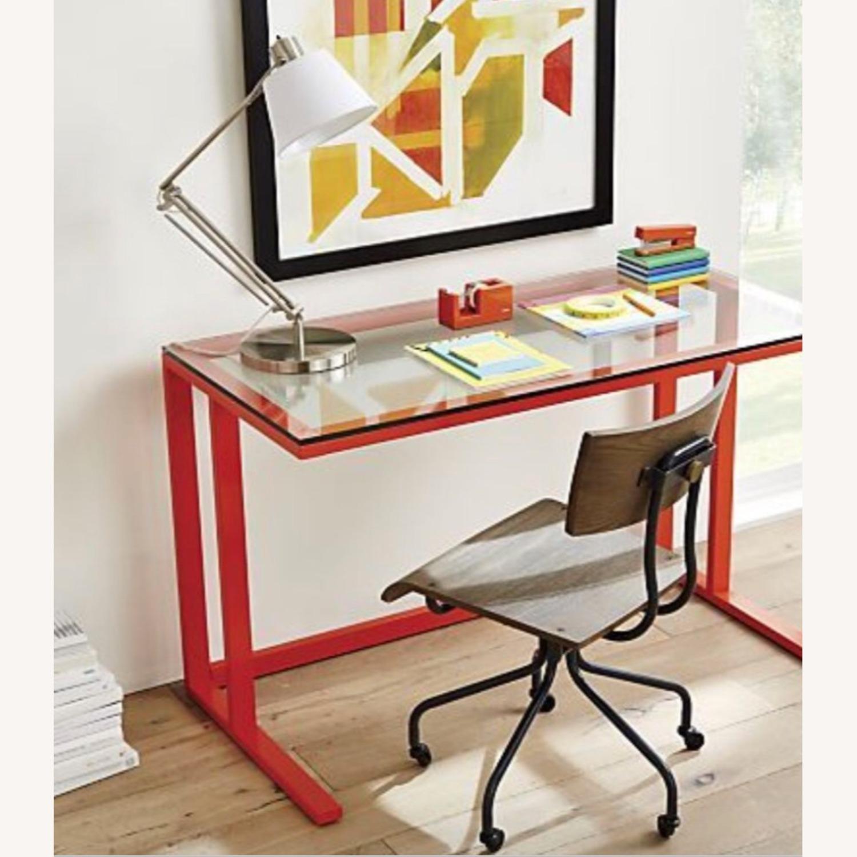 Crate and Barrel Pilsen Desk - image-1