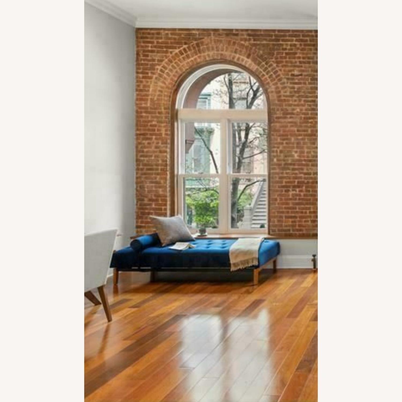 Wayfair Armless Chaise Lounge - image-5