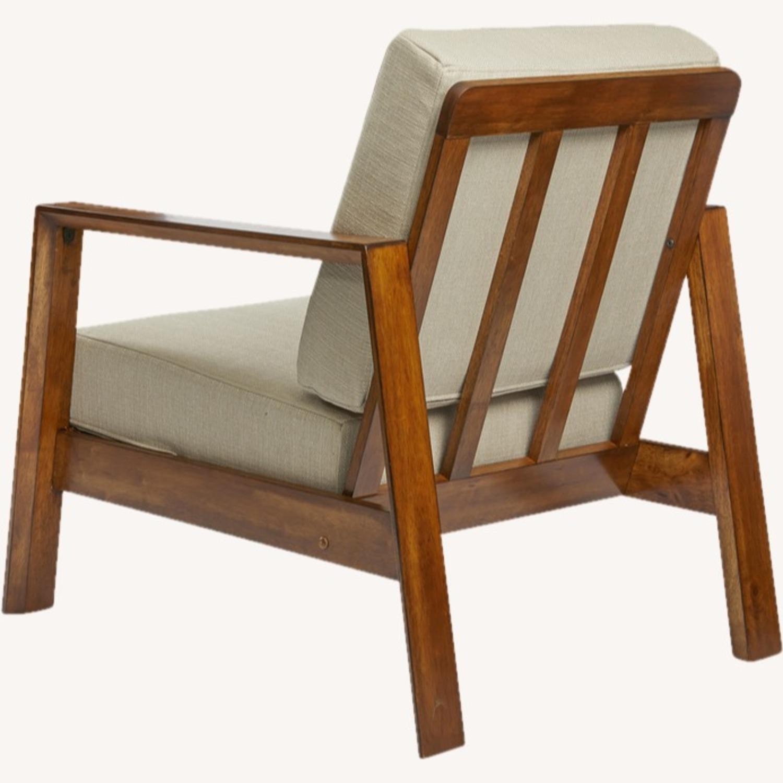 Wayfair Modern Armchair Pair - image-2