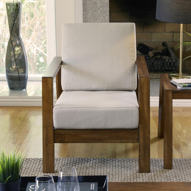 Wayfair Modern Armchair Pair - image-5