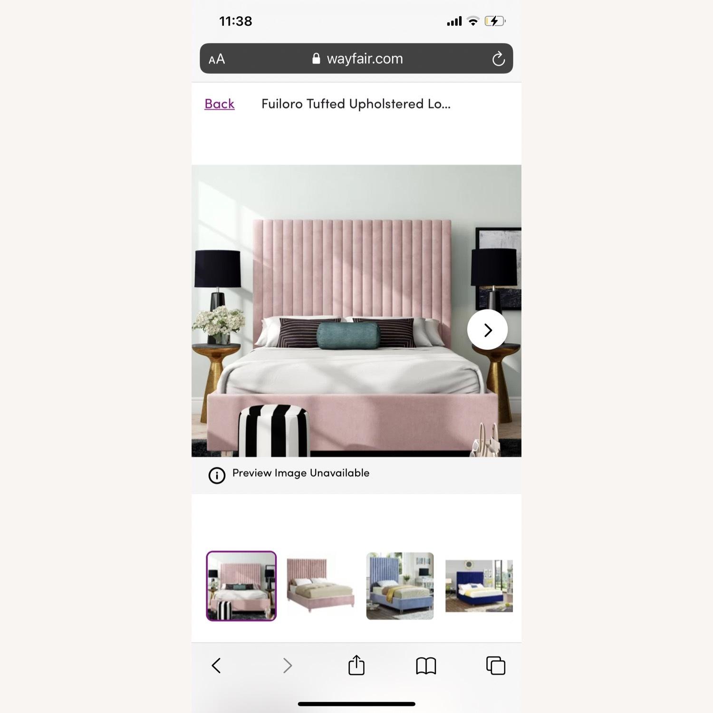 Wayfair Fuiloro Upholstered Platform Bed - image-1