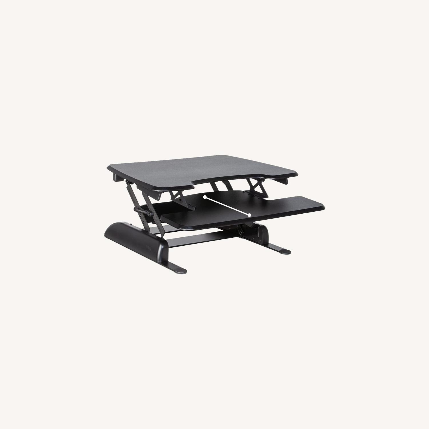 Tabletop Sit-Stand Desk (up to 17 rise) - image-0