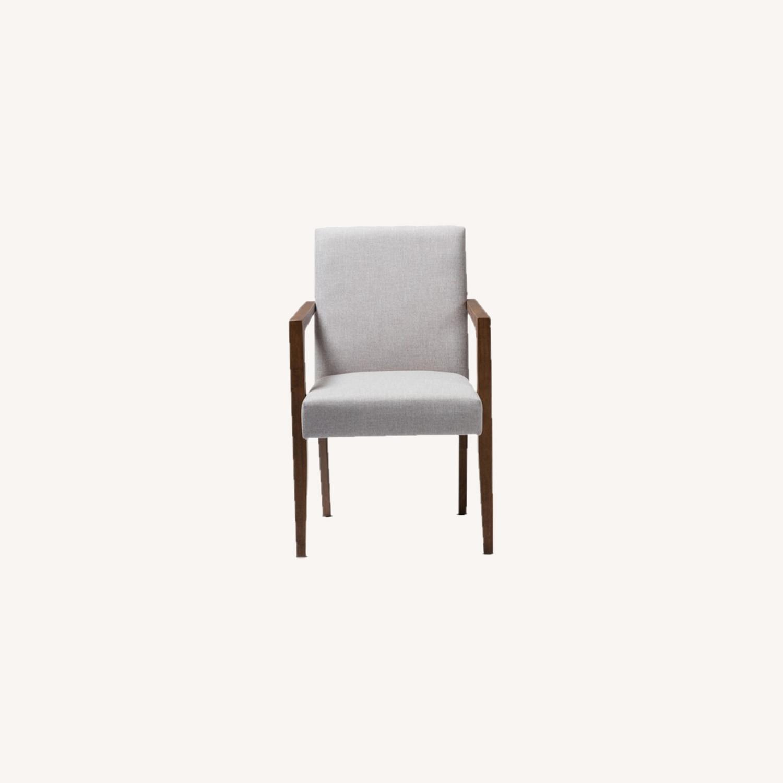 Wayfair Pair of Transitional Armchairs - image-0
