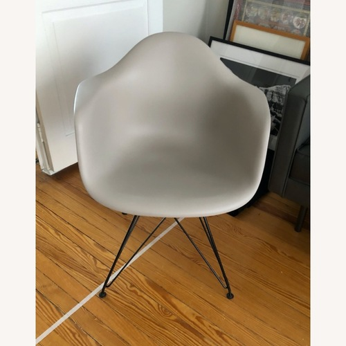 Used Herman Miller Eames Molded Plastic Armchair for sale on AptDeco
