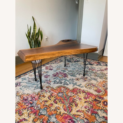 Used Handmade Coffee Table for sale on AptDeco