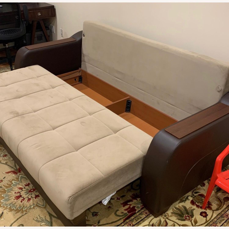 Bellona Convertible Sleeper Sofa - image-5
