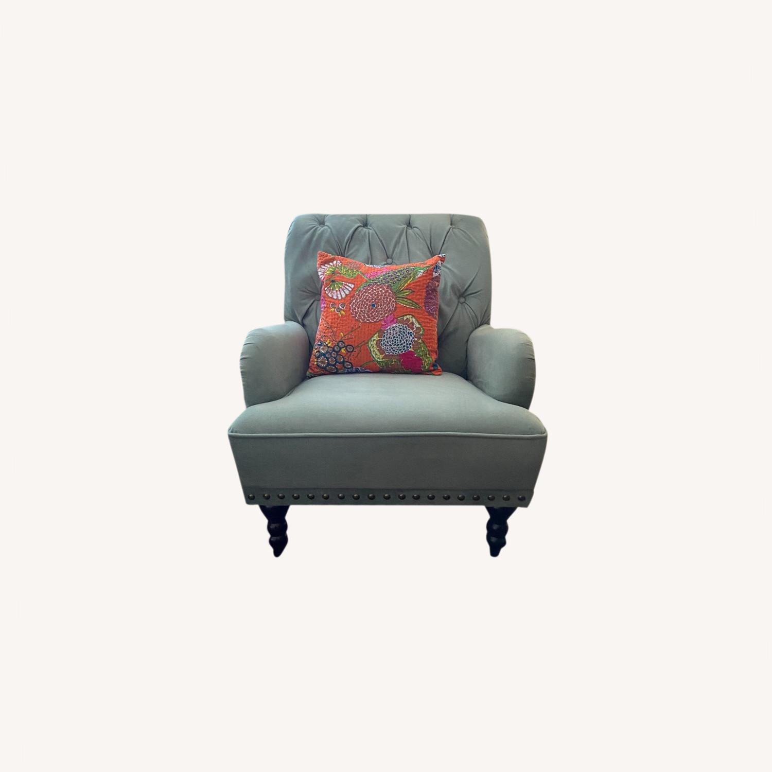 Pier 1 Chas Armchair - image-0